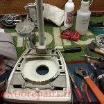 آموزش تعمیرات جاروبرقی فیلیپس